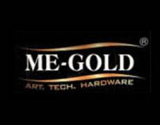 me gold logo