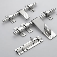 Hinges and Tower bolts